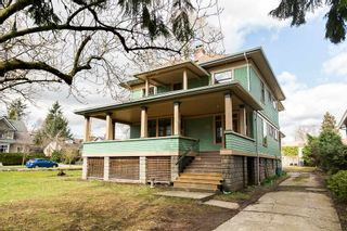 Photo 1: 443 FIFTH STREET in New Westminster: Queens Park House for sale : MLS®# R2539556