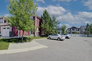 Photo 29: 1309 155 Silverado Skies Link SW in Calgary: Silverado Row/Townhouse for sale : MLS®# A1129288