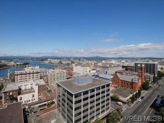 Photo 16: 1806 707 Courtney St in VICTORIA: Vi Downtown Condo for sale (Victoria)  : MLS®# 543641