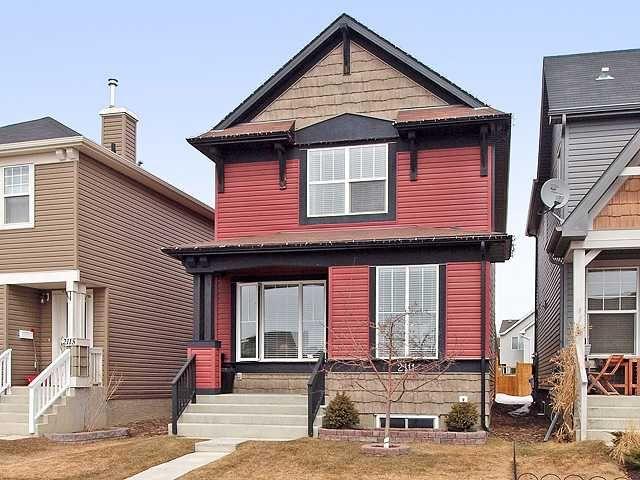 Main Photo: 2111 NEW BRIGHTON GD SE in CALGARY: New Brighton Residential Detached Single Family for sale (Calgary)  : MLS®# C3477837