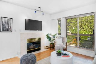 """Photo 4: 203 1689 E 4TH Avenue in Vancouver: Grandview Woodland Condo for sale in """"Angus Manor"""" (Vancouver East)  : MLS®# R2580870"""
