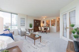 """Photo 1: 906 15038 101 Avenue in Surrey: Guildford Condo for sale in """"GUILDFORD MARQUI"""" (North Surrey)  : MLS®# R2459820"""