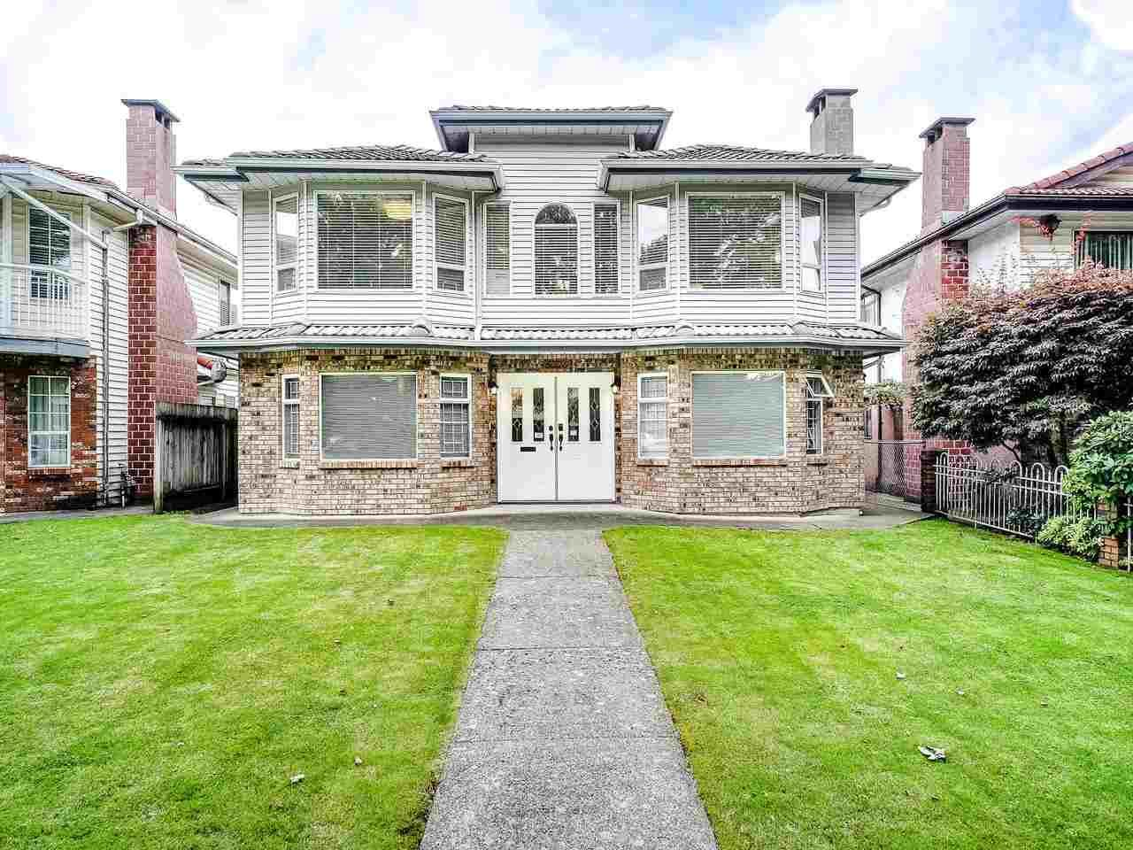 Main Photo: 5770 ST. MARGARETS Street in Vancouver: Killarney VE House for sale (Vancouver East)  : MLS®# R2486517