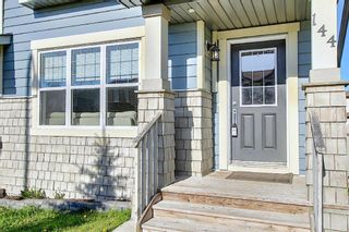 Photo 3: 144 PANAMOUNT Way NW in Calgary: Panorama Hills Semi Detached for sale : MLS®# A1114610