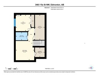 Photo 49: 3483 15A Street NW in Edmonton: Zone 30 House for sale : MLS®# E4248242