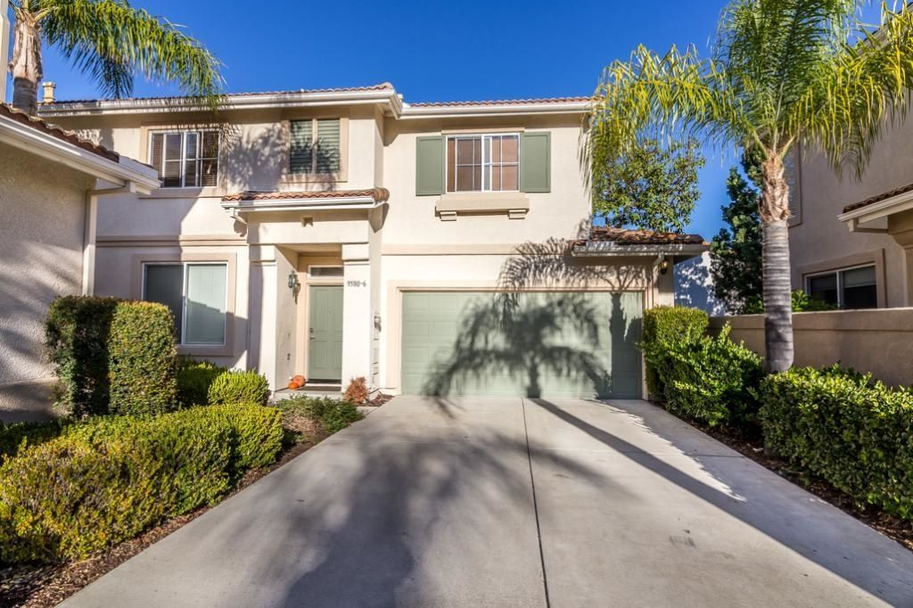 Main Photo: Detached for sale: 9580 Compass Point drive south S 6 in san diego