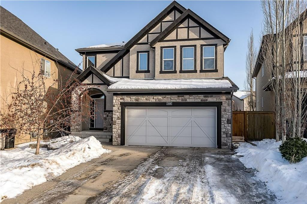 Main Photo: 210 VALLEY WOODS Place NW in Calgary: Valley Ridge House for sale : MLS®# C4163167