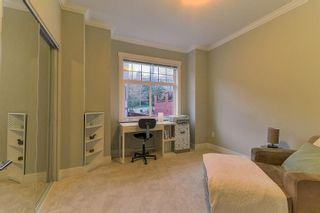 "Photo 19: 206 828 ROYAL Avenue in New Westminster: Downtown NW Townhouse for sale in ""BRICKSTONE WALK"" : MLS®# R2222014"