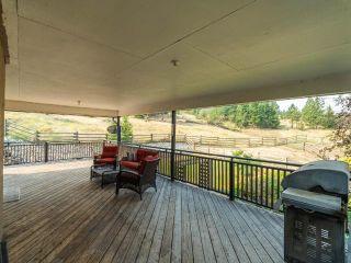 Photo 40: 3140 ROBBINS RANGE ROAD in Kamloops: Barnhartvale House for sale : MLS®# 163482