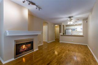 "Photo 3: 303 3099 TERRAVISTA Place in Port Moody: Port Moody Centre Condo for sale in ""GLENMORE"" : MLS®# R2401739"