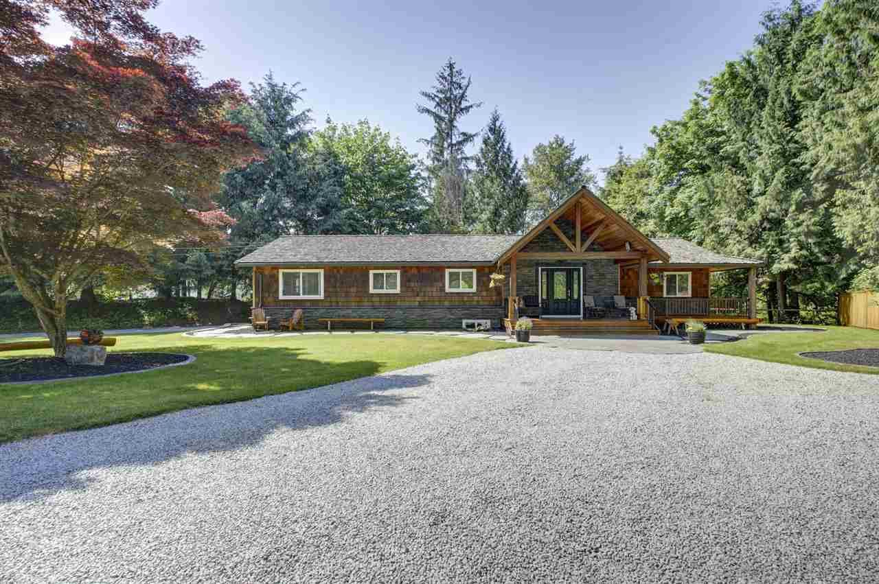 Main Photo: 12885 230 STREET in Maple Ridge: East Central House for sale : MLS®# R2492412