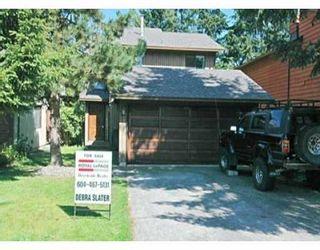 Photo 1: 11883 CHERRINGTON PL in Maple Ridge: West Central House for sale : MLS®# V533583