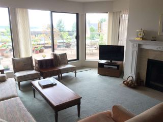 """Photo 10: 203 2408 HAYWOOD Avenue in West Vancouver: Dundarave Condo for sale in """"Regency Place"""" : MLS®# R2177585"""