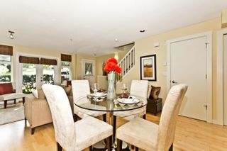 """Photo 2: 3683 W 12TH Avenue in Vancouver: Kitsilano Townhouse for sale in """"Twenty on the Park"""" (Vancouver West)  : MLS®# V909572"""