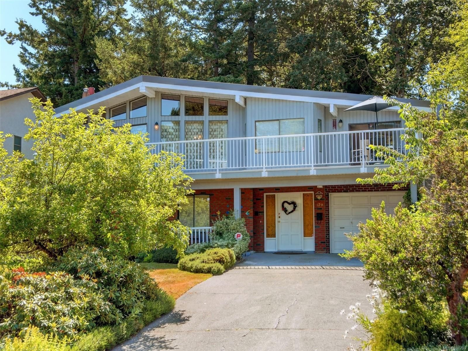 Main Photo: 129 Werra Rd in : VR View Royal House for sale (View Royal)  : MLS®# 881700