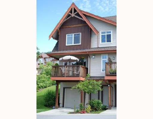 """Main Photo: 113 2000 PANORAMA Drive in Port_Moody: Heritage Woods PM Townhouse for sale in """"MOUNTAIN'S EDGE"""" (Port Moody)  : MLS®# V655661"""