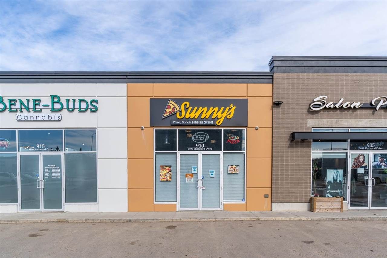 Main Photo: 910 3890 SHERWOOD Drive: Sherwood Park Business with Property for sale : MLS®# E4241807