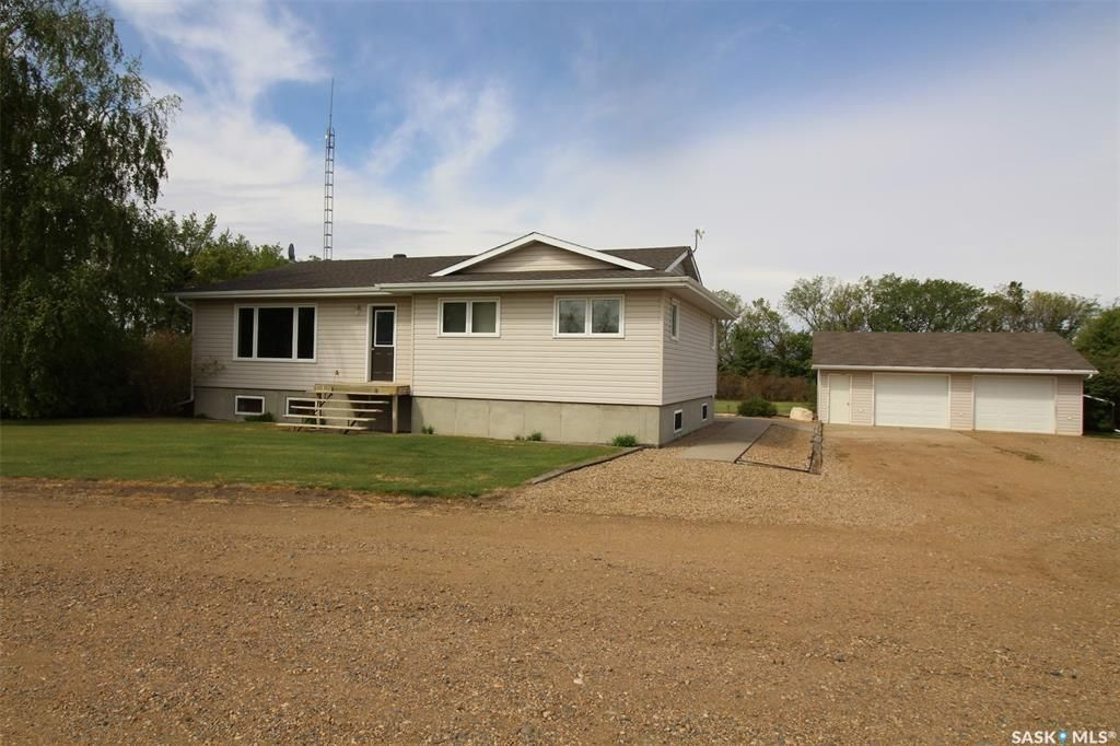 Main Photo: Parcel A Rural Address in North Battleford: Residential for sale (North Battleford Rm No. 437)  : MLS®# SK840923