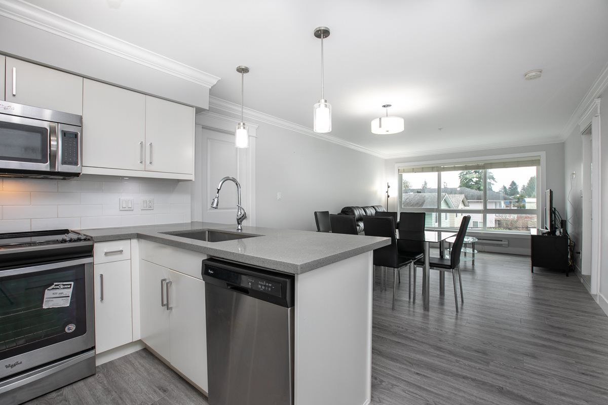Main Photo: 308 2268 SHAUGHNESSY Street in Port Coquitlam: Central Pt Coquitlam Condo for sale : MLS®# R2536914