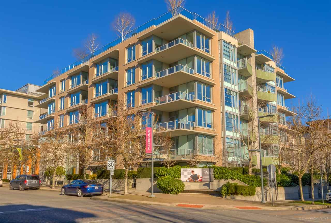 Main Photo: 107 3382 WESBROOK MALL in Vancouver: University VW Condo for sale (Vancouver West)  : MLS®# R2532476