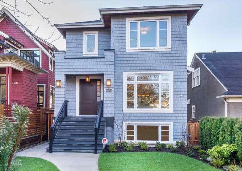 """Main Photo: 4088 W 18TH Avenue in Vancouver: Dunbar House for sale in """"DUNBAR"""" (Vancouver West)  : MLS®# R2036299"""