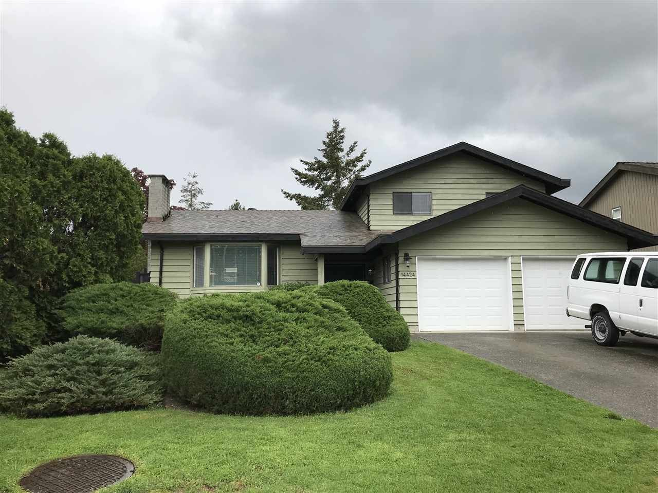 Main Photo: 14424 CHARTWELL Drive in Surrey: Bear Creek Green Timbers House for sale : MLS®# R2266273