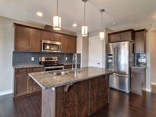 Photo 7: 16654 14 Avenue in Edmonton: Zone 56 House Half Duplex for sale : MLS®# E4248796