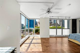 """Photo 2: 501 1238 RICHARDS Street in Vancouver: Yaletown Condo for sale in """"Metropolis"""" (Vancouver West)  : MLS®# R2584384"""
