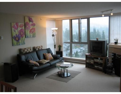 Photo 1: Photos: # 1203 295 GUILDFORD WY in Port Moody: Condo for sale : MLS®# V819220