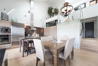 """Photo 8: 401 220 SALTER Street in New Westminster: Queensborough Condo for sale in """"GLASSHOUSE LOFTS"""" : MLS®# R2159431"""