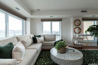 Photo 4: 508 902 Spadina Crescent East in Saskatoon: Central Business District Residential for sale : MLS®# SK845141