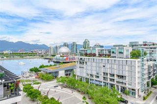 "Photo 4: 703 123 W 1ST Avenue in Vancouver: False Creek Condo for sale in ""Compass"" (Vancouver West)  : MLS®# R2404404"