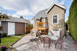 """Photo 34: 412 EIGHTH Avenue in New Westminster: GlenBrooke North House for sale in """"GlenBrook North"""" : MLS®# R2555470"""