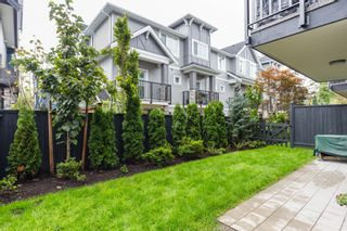 """Photo 23: 33 7665 209 Street in Langley: Willoughby Heights Townhouse for sale in """"ARCHSTONE YORKSON"""" : MLS®# R2307315"""