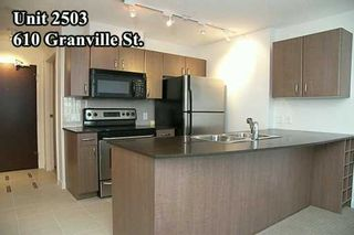 """Photo 4: 610 GRANVILLE Street in Vancouver: Downtown VW Condo for sale in """"THE HUDSON"""" (Vancouver West)  : MLS®# V622586"""