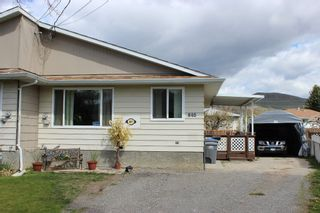 Main Photo: 845 Shelan Place in Kamloops: Brocklehurst 1/2 Duplex for sale : MLS®# 115388