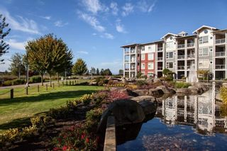 """Photo 3: 109 4600 WESTWATER Drive in Richmond: Steveston South Condo for sale in """"COPPER SKY"""" : MLS®# R2590679"""