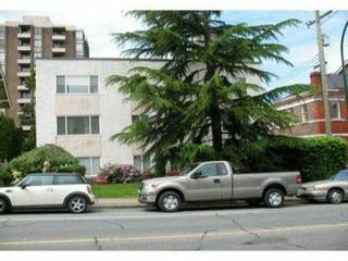 "Photo 1: 101 2835 HEMLOCK Street in Vancouver: Fairview VW Condo for sale in ""BURLINGTON APARTMENTS"" (Vancouver West)  : MLS®# R2038557"