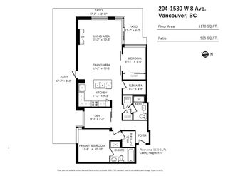 Photo 40: 204 1530 W 8TH AVENUE in Vancouver: Fairview VW Condo for sale (Vancouver West)  : MLS®# R2593051