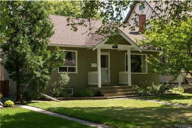 Main Photo: 320 Campbell Street in Winnipeg: Residential for sale (1C)  : MLS®# 1721695