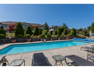 """Photo 34: 98 9012 WALNUT GROVE Drive in Langley: Walnut Grove Townhouse for sale in """"Queen Anne Green"""" : MLS®# R2456444"""