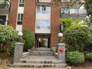 Main Photo: 106 1640 W 11TH Avenue in Vancouver: Fairview VW Condo for sale (Vancouver West)  : MLS®# R2618971