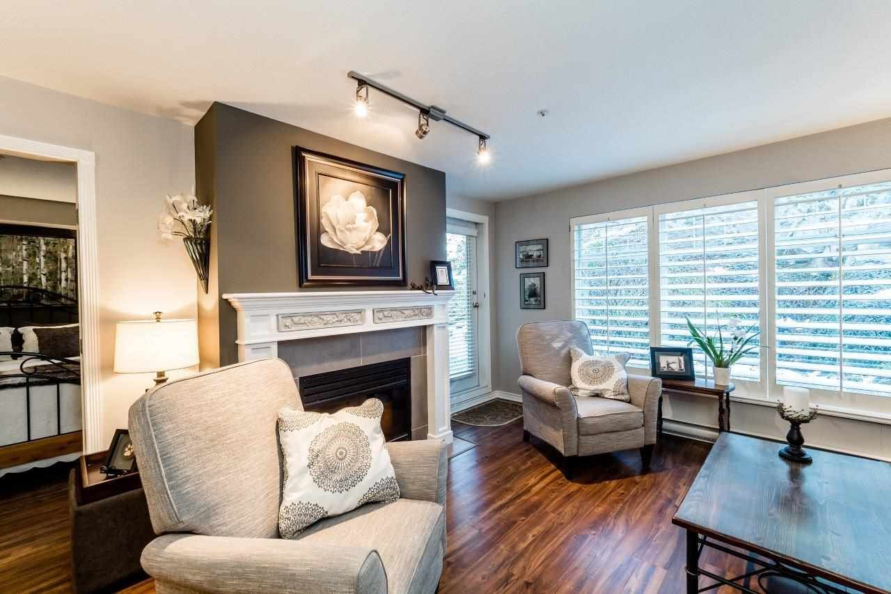 """Photo 12: Photos: 107 1140 STRATHAVEN Drive in North Vancouver: Northlands Condo for sale in """"Strathaven"""" : MLS®# R2131232"""