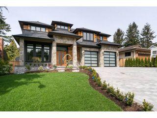 Photo 1: 12709 17A Avenue in Surrey: Crescent Bch Ocean Pk. House for sale (South Surrey White Rock)  : MLS®# R2154819