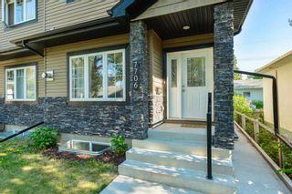 Photo 34: 7706 79 Avenue in Edmonton: Zone 17 House Half Duplex for sale : MLS®# E4252889