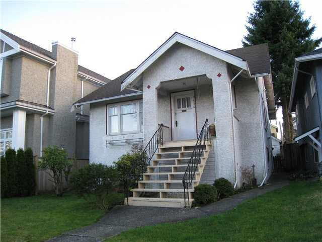Main Photo: 3650 W 19TH AVENUE in : Dunbar House for sale : MLS®# V992913