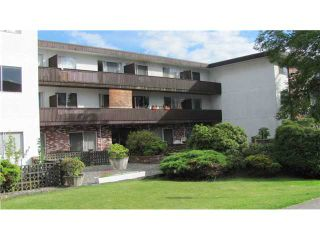 """Photo 1: 209 910 5TH Avenue in New Westminster: Uptown NW Condo for sale in """"ALDERCREST"""" : MLS®# V837816"""