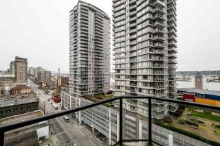 Photo 11: 1401 828 AGNES Street in New Westminster: Downtown NW Condo for sale : MLS®# R2053415