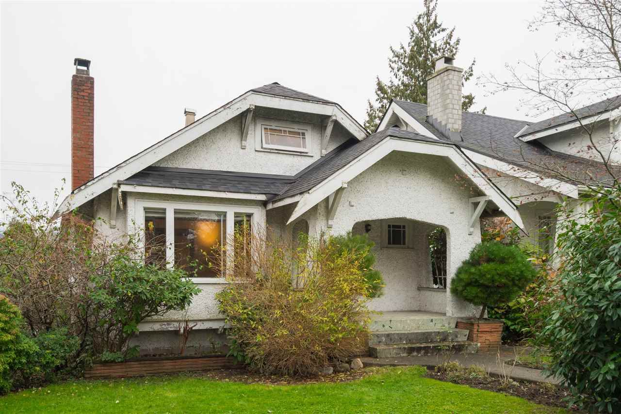 """Main Photo: 2063 NAPIER Street in Vancouver: Grandview VE House for sale in """"Commercial Drive"""" (Vancouver East)  : MLS®# R2124487"""