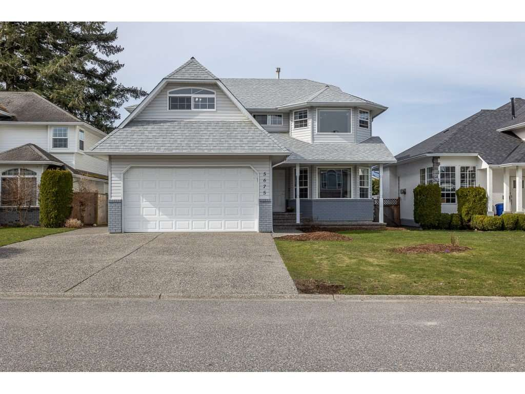 Main Photo: 5675 MONTESINA Place in Chilliwack: Vedder S Watson-Promontory House for sale (Sardis)  : MLS®# R2552337